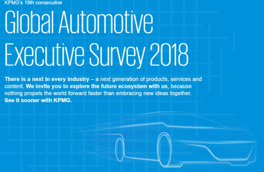 KPMG - Global Automotive Executive Survey